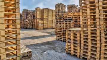 Pallet Collection Services